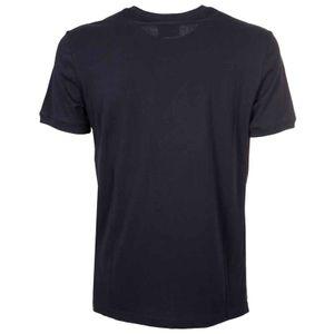 T-shirt training con logo e ricamo