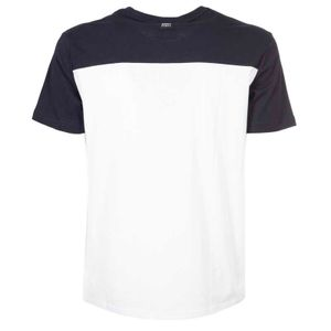 Tricolor T-shirt with logo