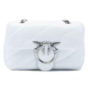 Mini Love Bag Puff in nappa