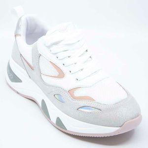 Hoa 1 white shoe