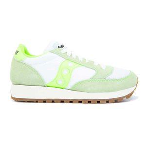 Sneakers Jazz Original Vintage White Green