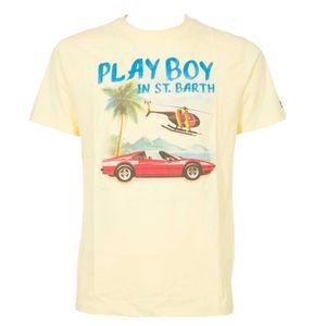 T-shirt PlayBoy in St. Barth