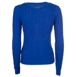 Rugby Royal cotton cable pullover