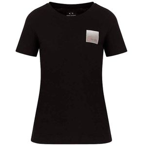 T-Shirt with logo box on the chest