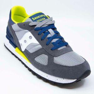 Sneakers Shadow Originals Grey/Blue/Yellow
