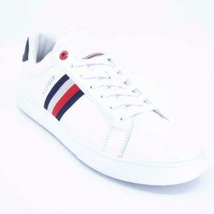 Sneakers Essential con nastro