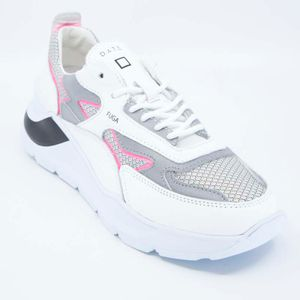 Sneakers Fuga Flash White Fuxia