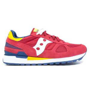 Sneakers Shadow Red/Yellow/Blue