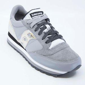 Sneakers Jazz Triple Grey/Snake