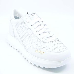 Vintage-D woven sneakers