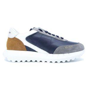 Sneakers Vintage-U con suola over