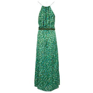 Fuku floral viscose dress