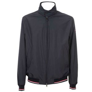 Newport jacket with removable hood