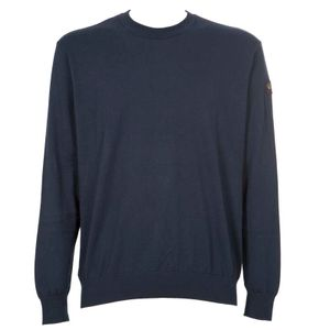 Organic cotton crewneck pullover