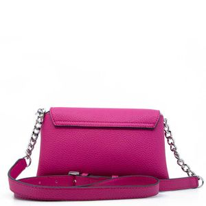 Mini Uptown Chic shoulder strap with logo
