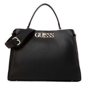 Uptown Chic handbag with logo