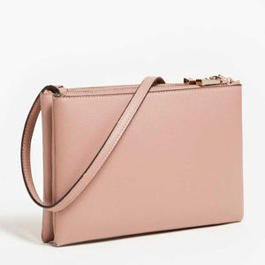 Naya Mini shoulder strap in eco-leather