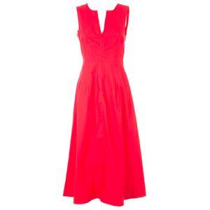 Olina V-neck dress
