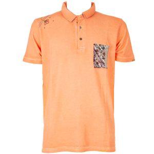 Ricky polo shirt with pocket