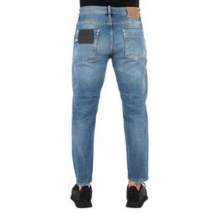 Argon jeans in light denim