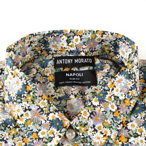 Floral Napoli shirt