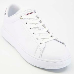 Sneakers with TH monogram