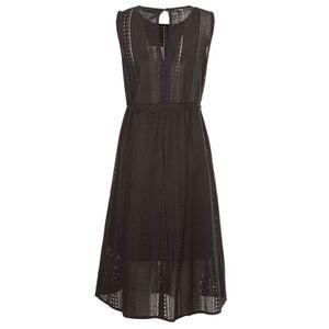 Long dress in Sangallo Neptune