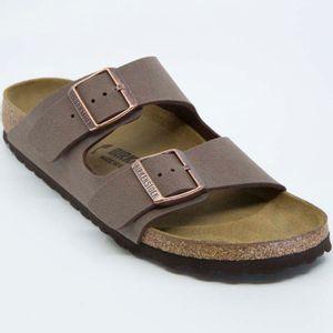 Arizona Bs brown slipper