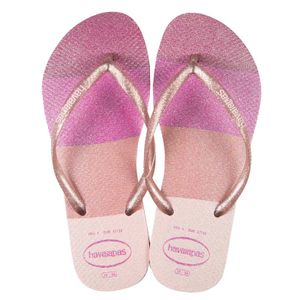 Palette glow flip flops