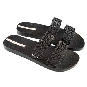 Renda two-band slipper