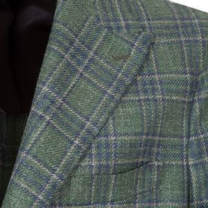 Madrid jacket in wool and silk