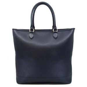 Iris black shopper bag
