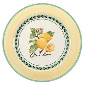 Charm & Breakfast French Garden Fleurence flat plate
