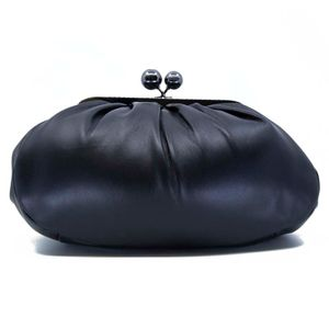 Pasticcino Bag M in leather