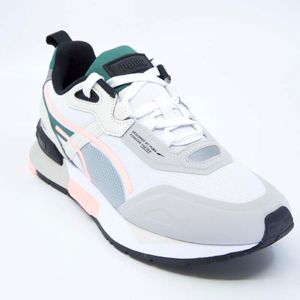 Mirage Tech sneakers with pink details