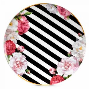 Rose Wood dinner plate 27 cm