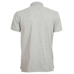 Slim fit polo shirt in cotton pique