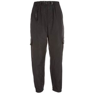 Isabel Cargo trousers in technical fabric