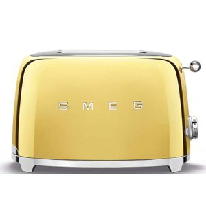 50's Style Gold Toaster
