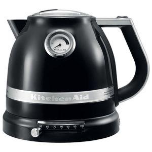 Artisan black electric kettle