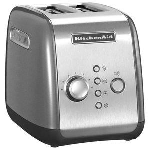 Tostapane automatico due fette grigio