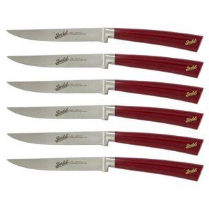 Set di 6 coltelli Elegance da bistecca
