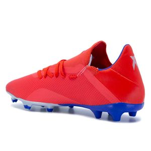 X 18.3 FG Football Boots Red