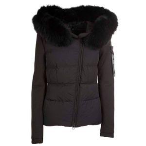 Lange AG Bmat Fur short down jacket