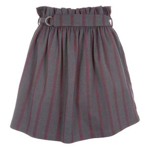 Striped Gifty miniskirt