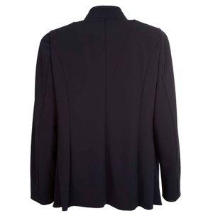 Okay blue polka dot jacket