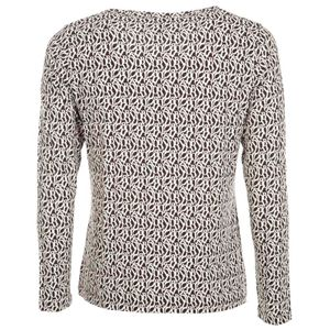 Venti printed viscose blouse