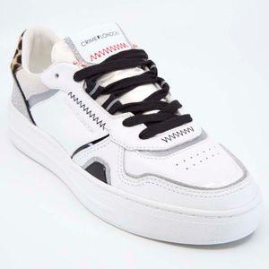 Sneakers Low Top Off Court bianca
