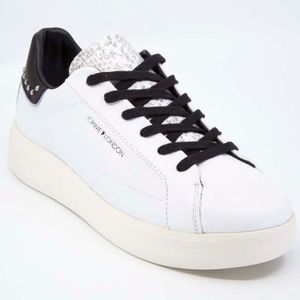 Sneakers Low Top Level Up bianca