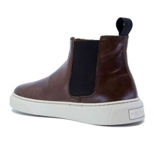 Avatar ankle boot in brown leather